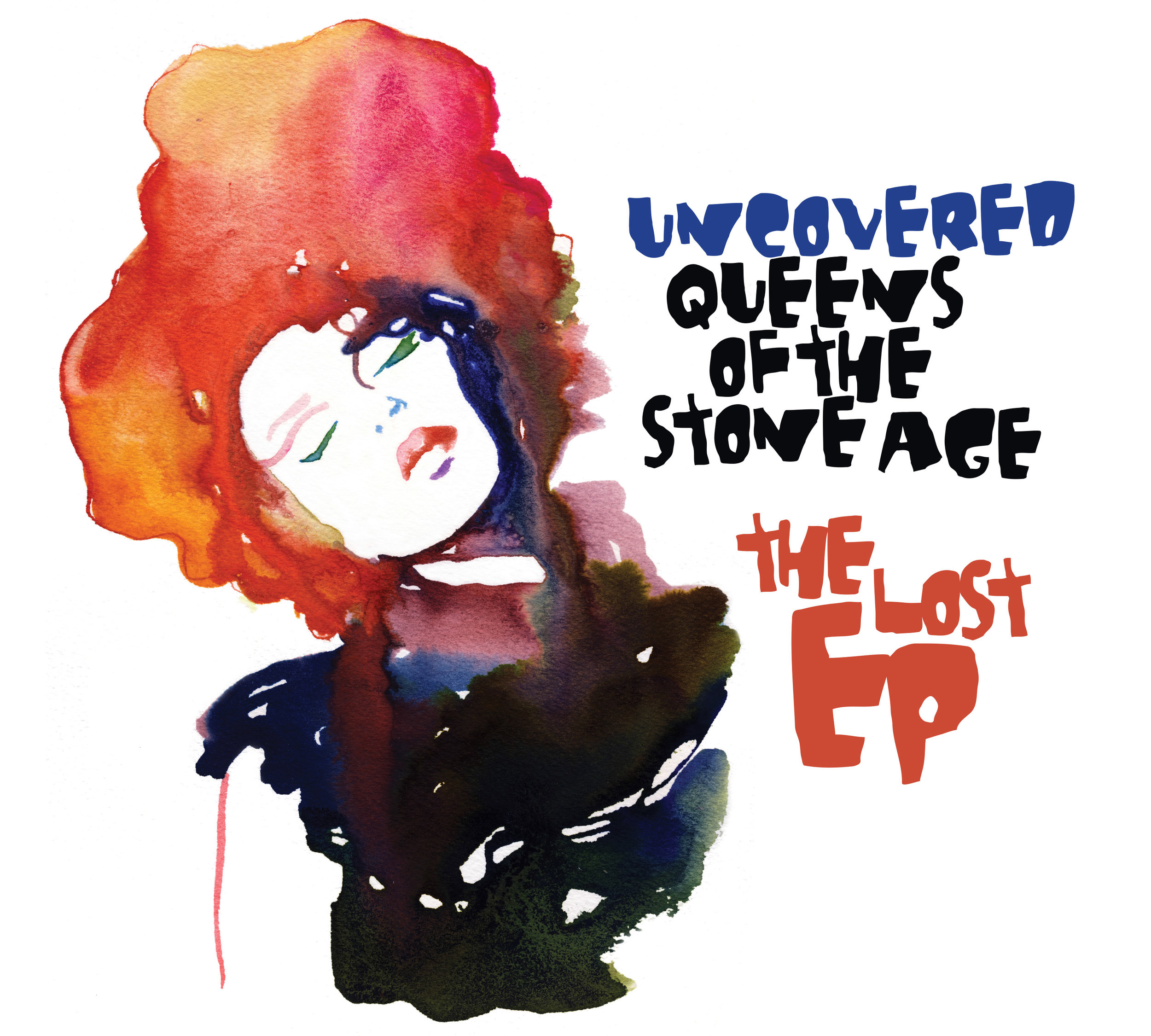 The Lost EP Cover