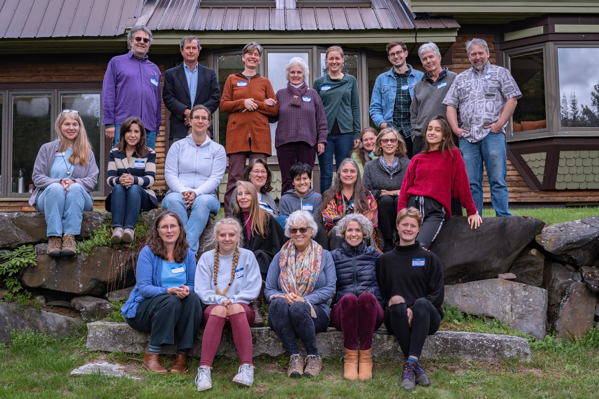 Fall 2018 Intergenerational Leadership Exchange