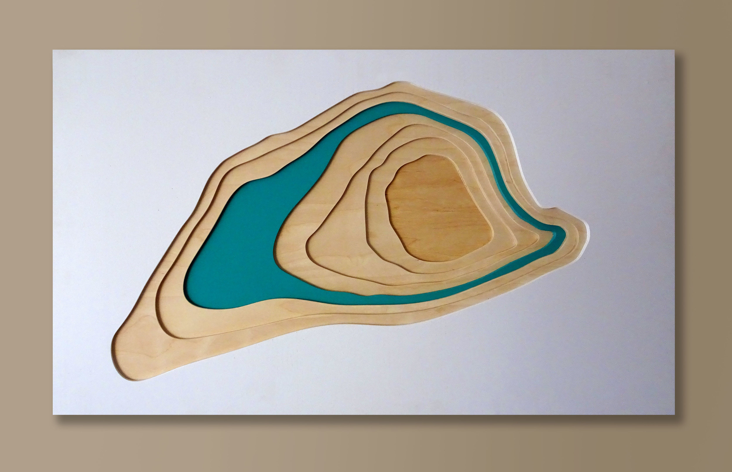Crater Wall Art - FORREST designs