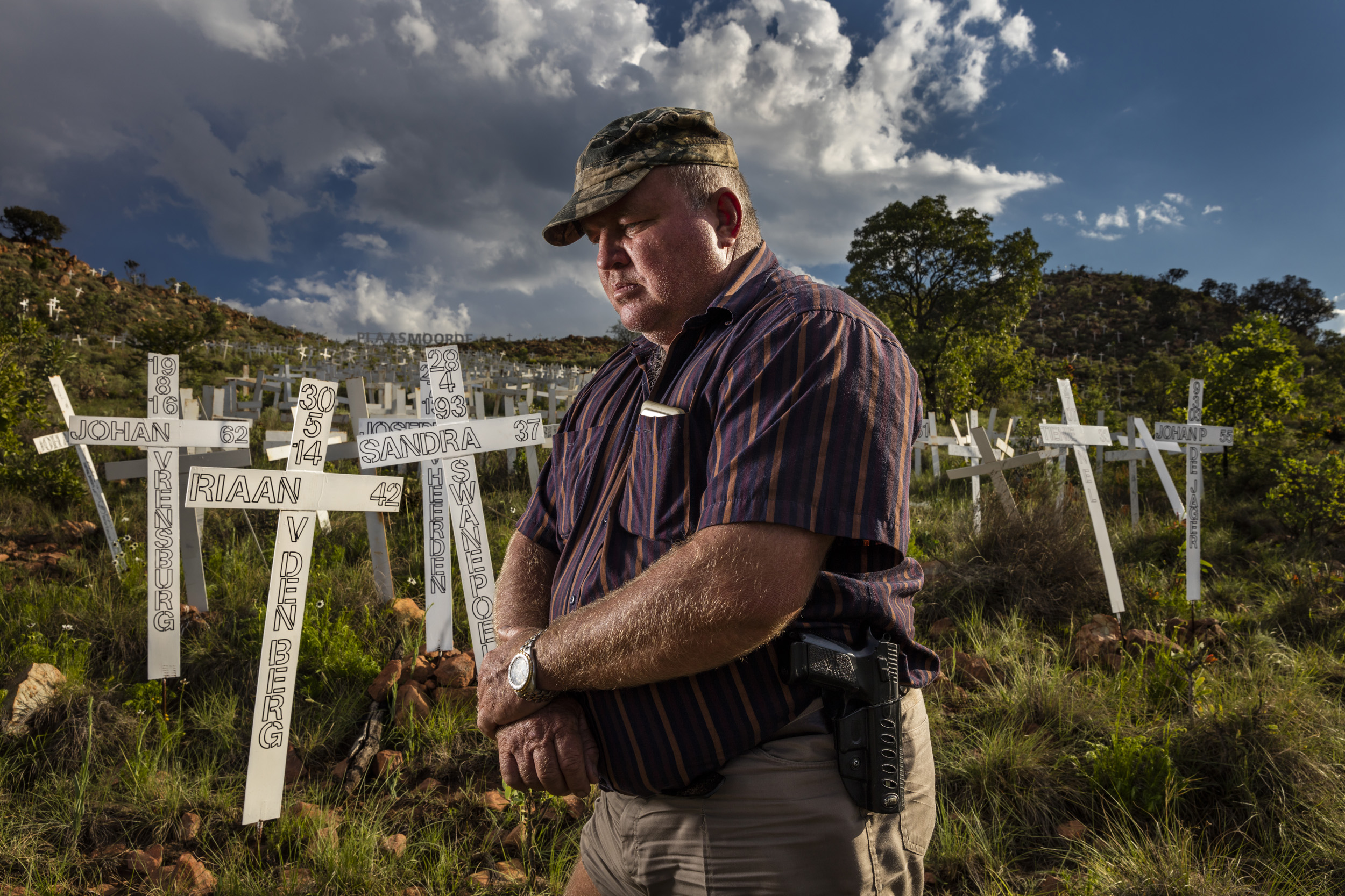 Murders farmers south africa South Africa's