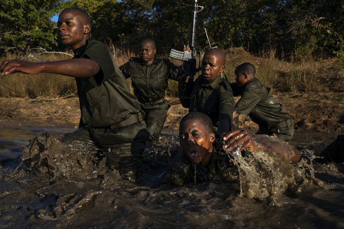 Photojournalism — Brent Stirton