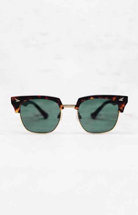 Neto Sunglasses - Tortoise Polished