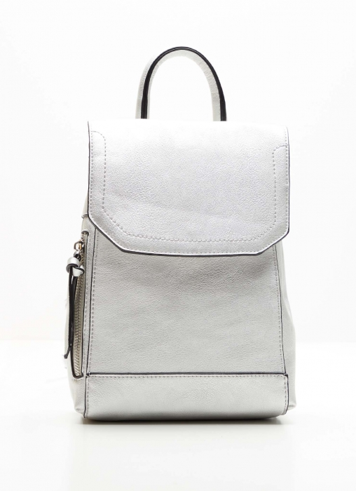 Peta and Jain - Reese Backpack, Silver
