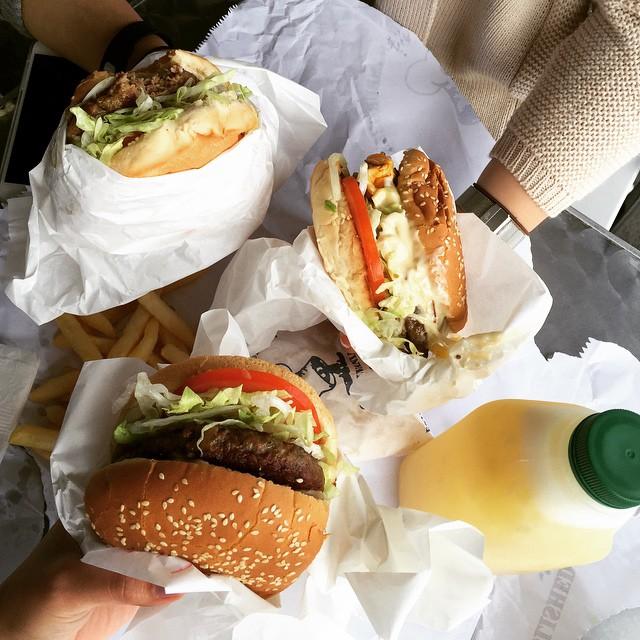 Paul's Famous Hamburgers