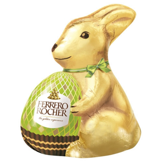 The Ferrero Rocher Easter Bunny