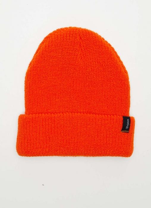Heist Beanie - Athletic Orange