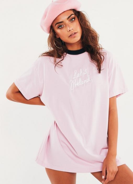 Let's Pretend Os T-Shirt - Multi