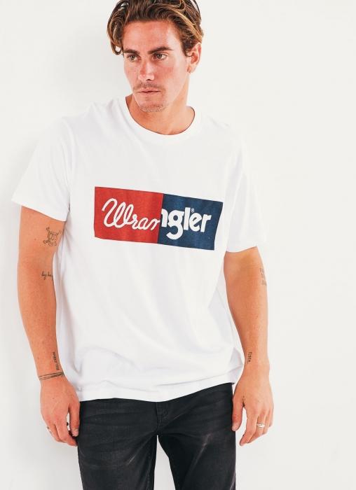 Wrangler - Split Tee