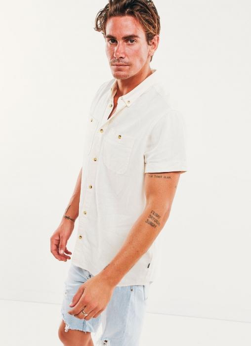Rolla's - Men at Work Linen Shirt