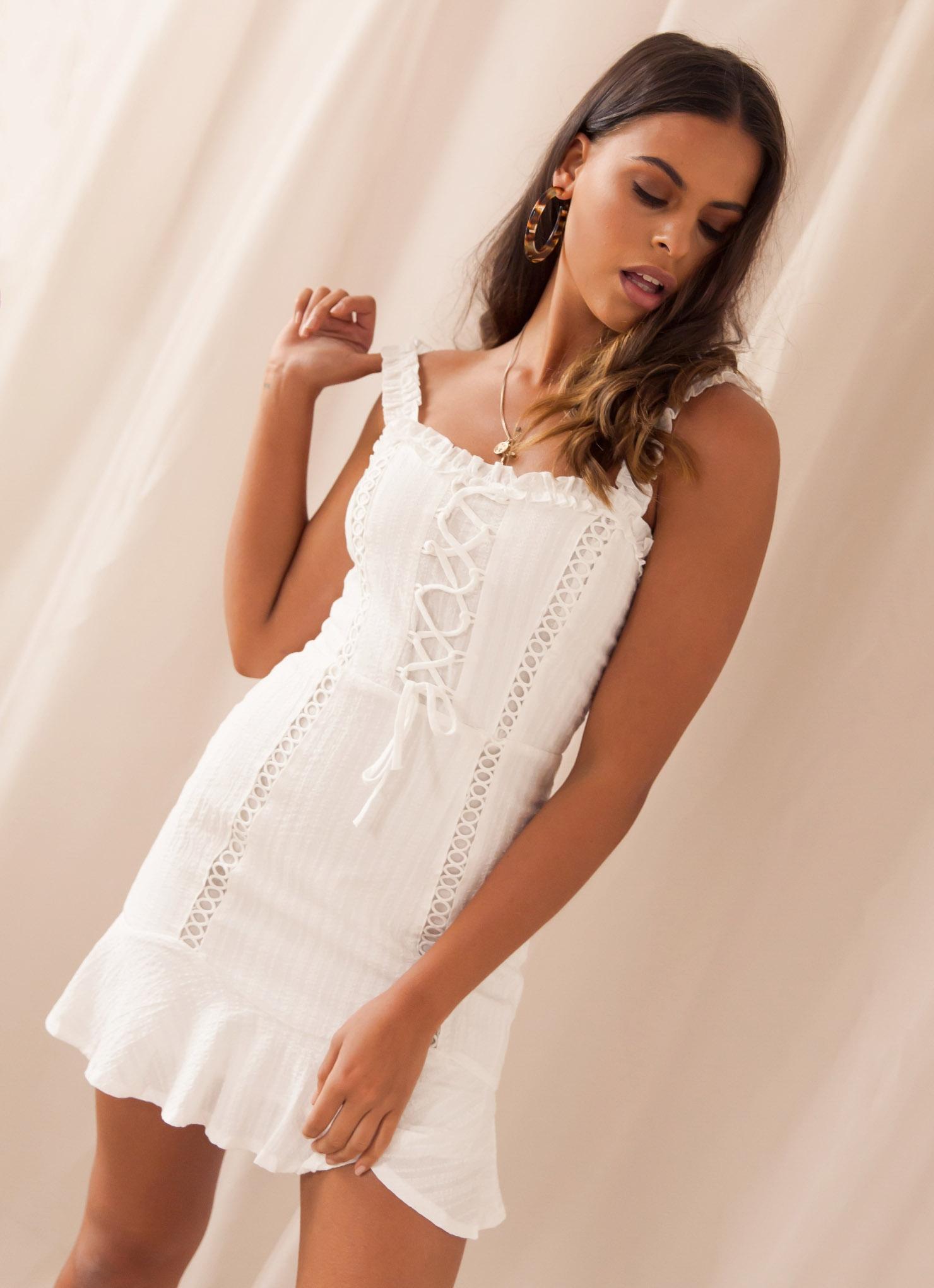 Penelope Lace Dress