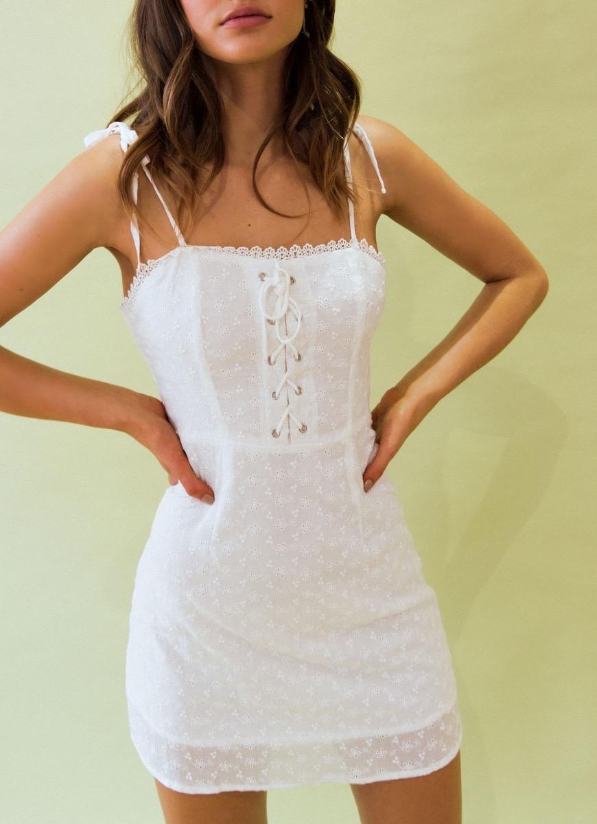 Ashleigh Lace Dress