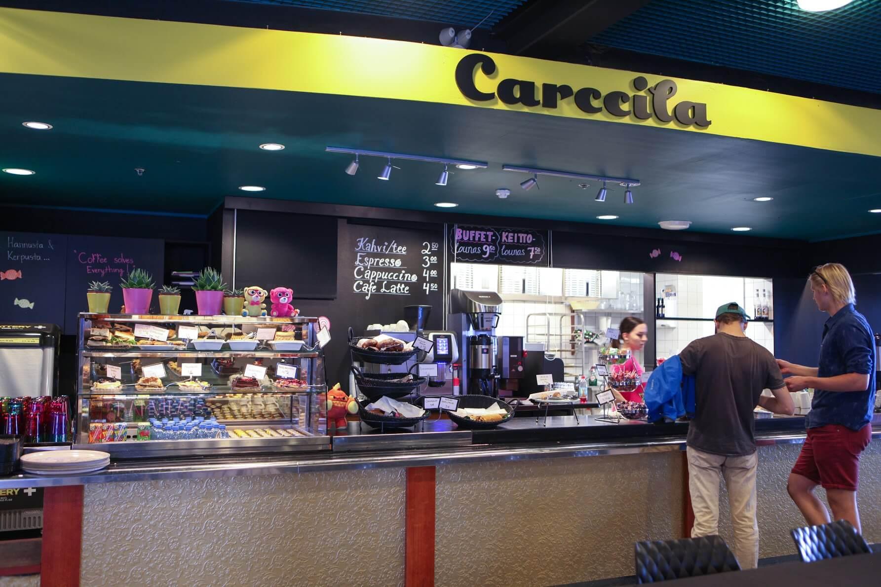 Carccila Cafe
