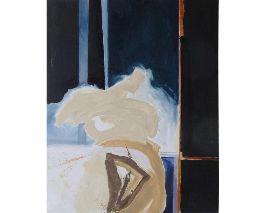 Alesti 2 , oil on canvas, 63 3/4 x 51 1/8 inches