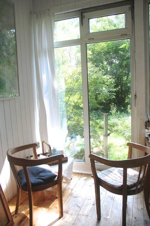 Therapieraum für Kunsttherapie und PresentChild in Behringen