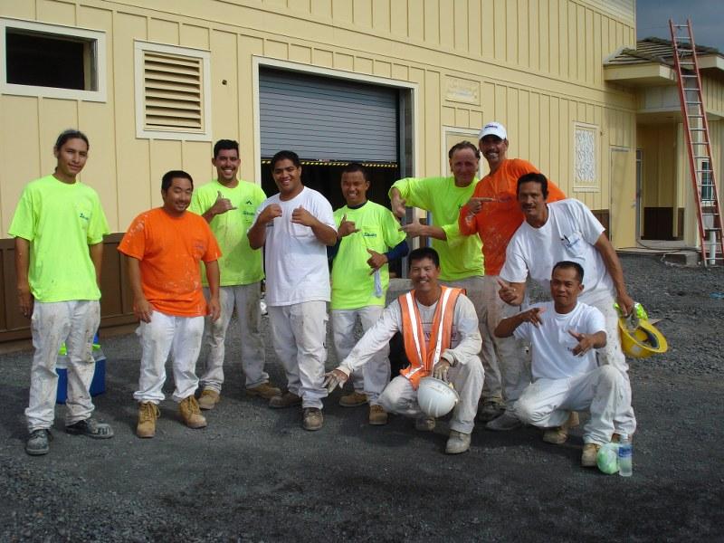 Kingsland Crew