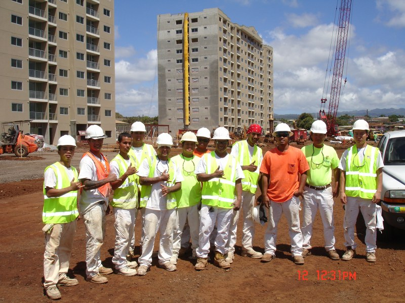 Plantation Apartments Crew