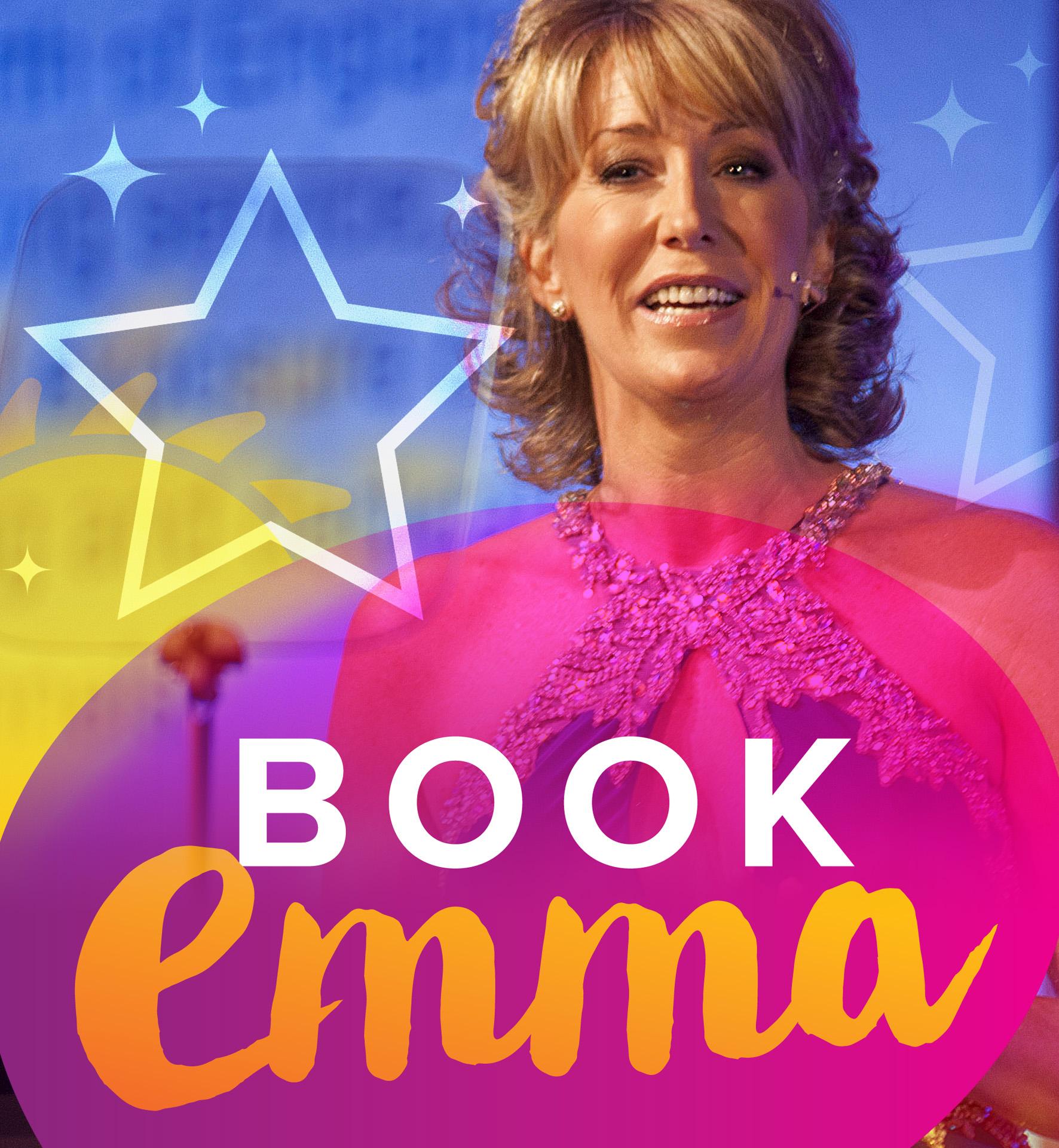Book Emma Jesson