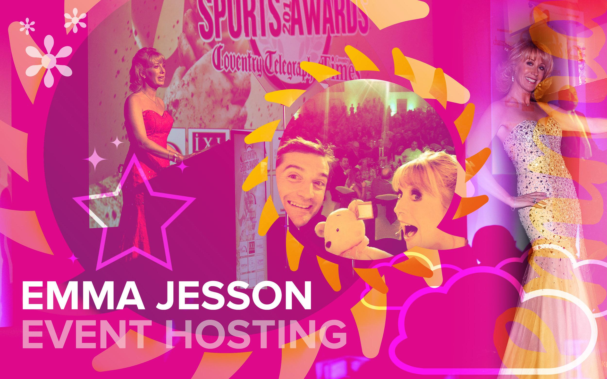 Emma Jesson Event Hosting