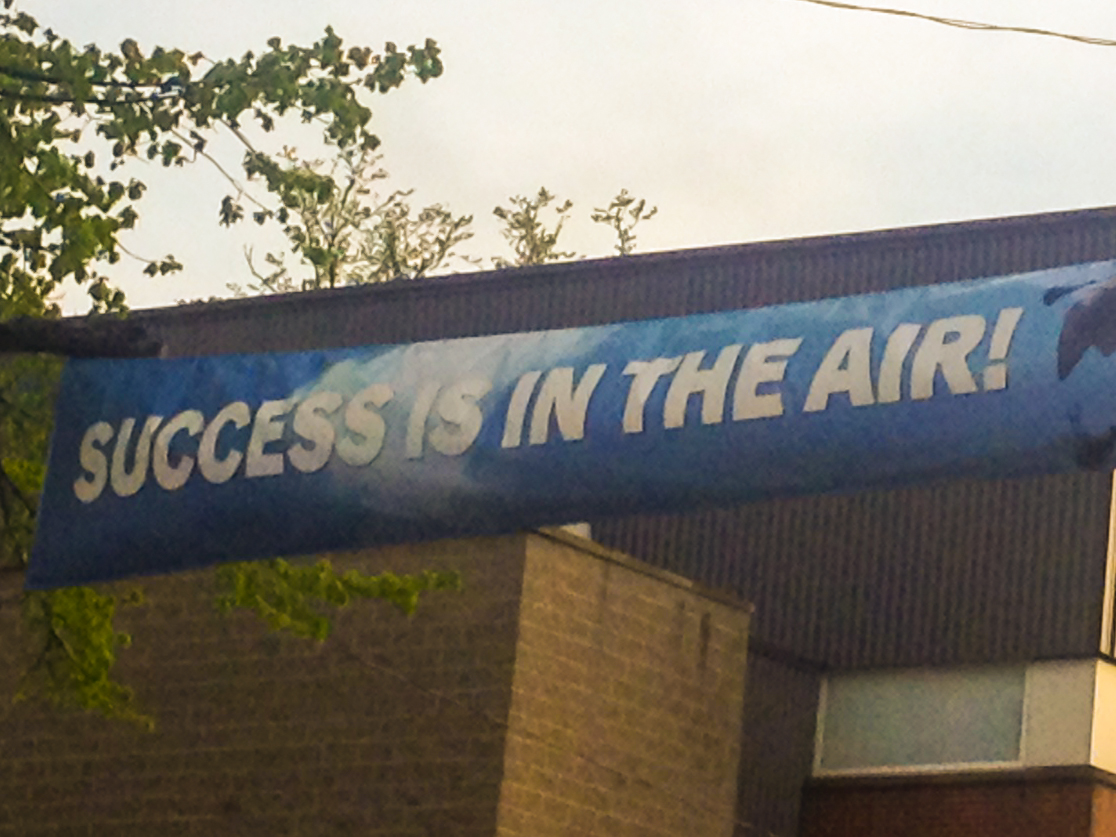 Success is in the air.JPG