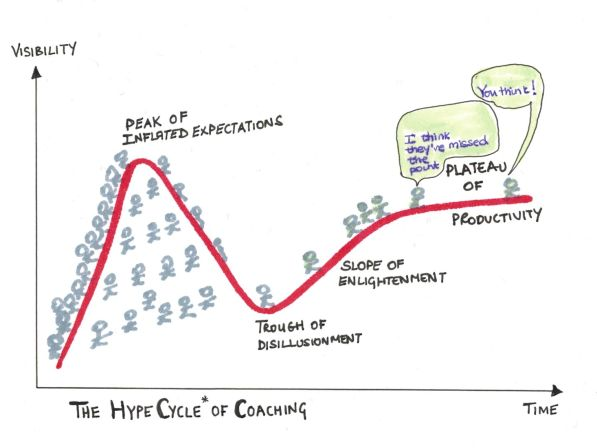 *The Hype Cycle is a branded graphical presentation developed and used by US Information Technology (IT) research and advisory firm Gartner. (See Wikipedia)
