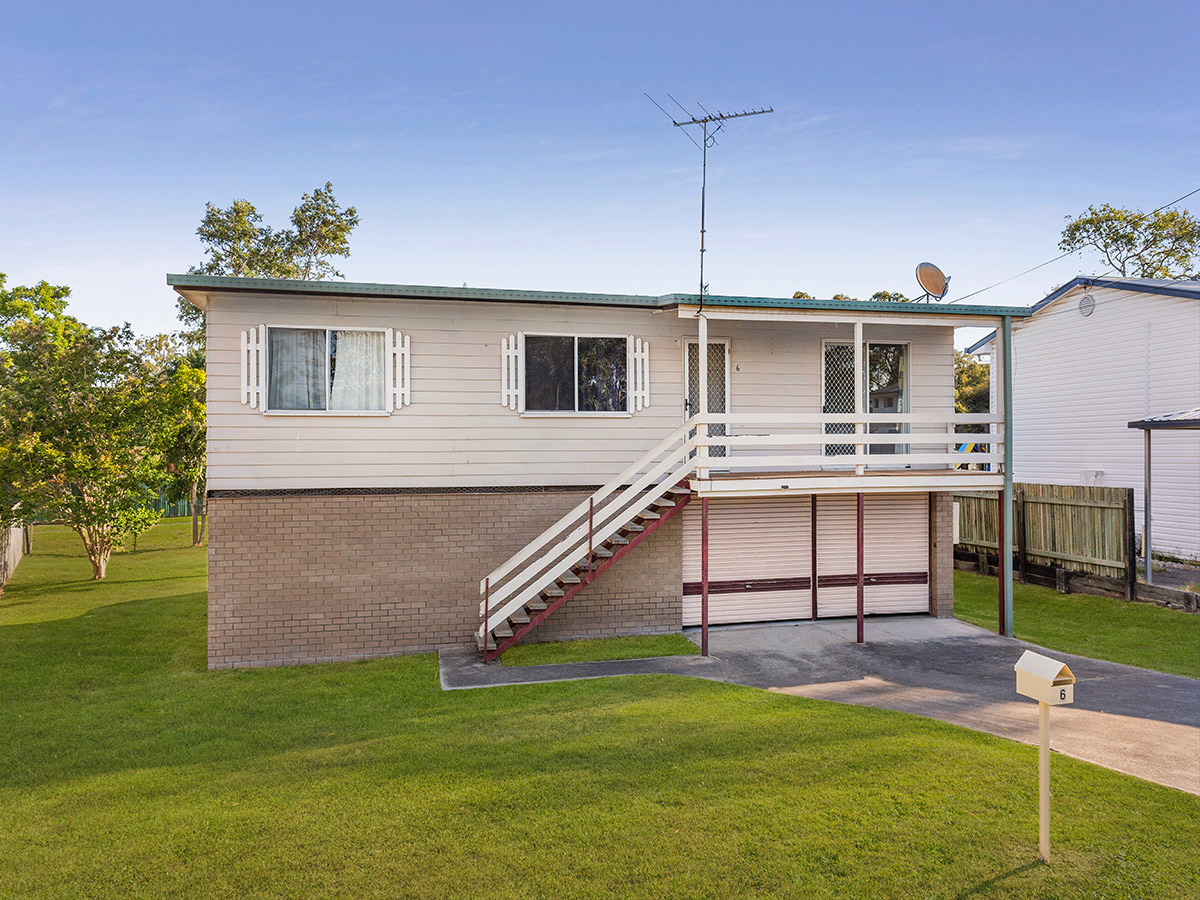 6 Walcha Court, Beenleigh QLD 4207 - SOLD OFF-MARKET $290,000