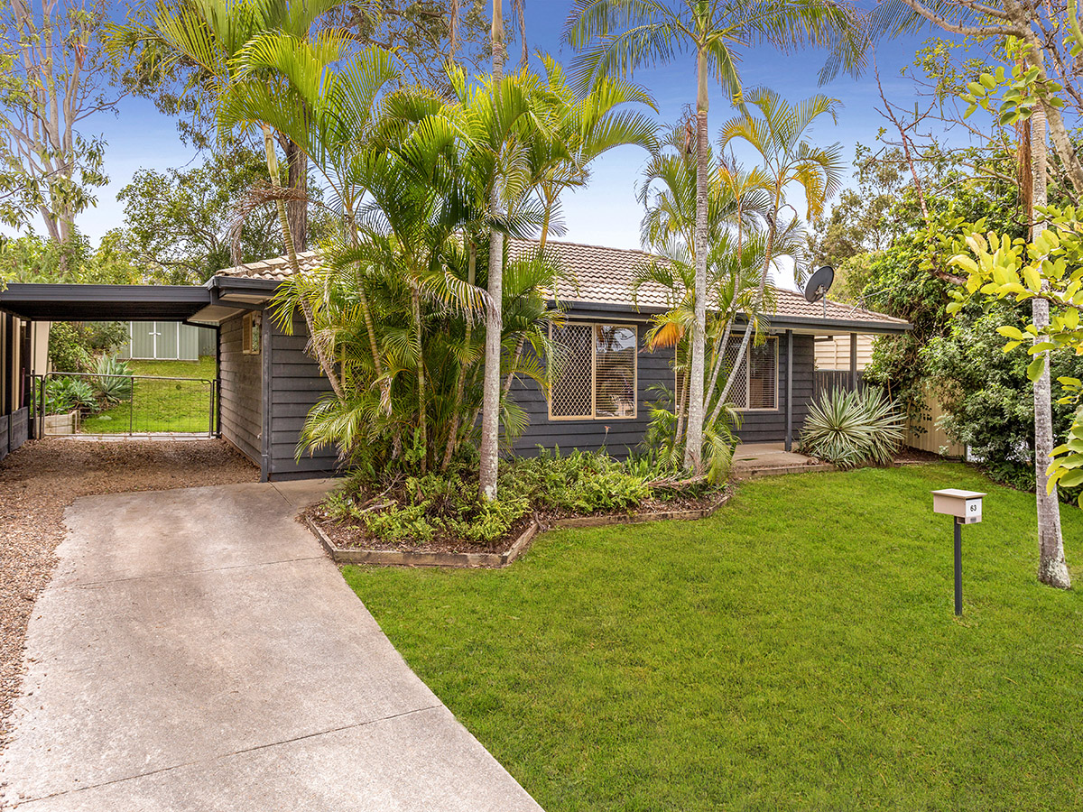 63 Sunscape Drive, Eagleby QLD 4207 - SOLD OFF-MARKET $283,000