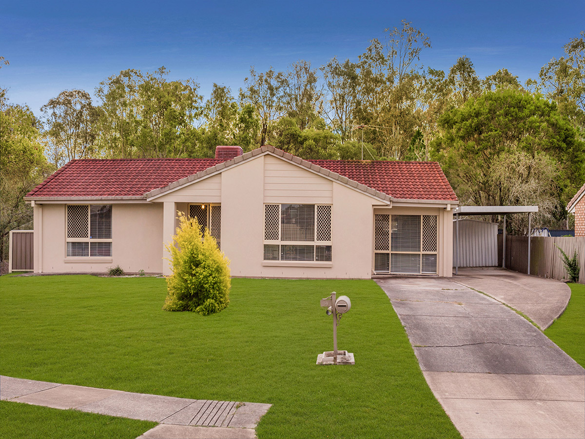 14 Aegean Street, Waterford West QLD 4133 - SOLD OFF-MARKET $325,000