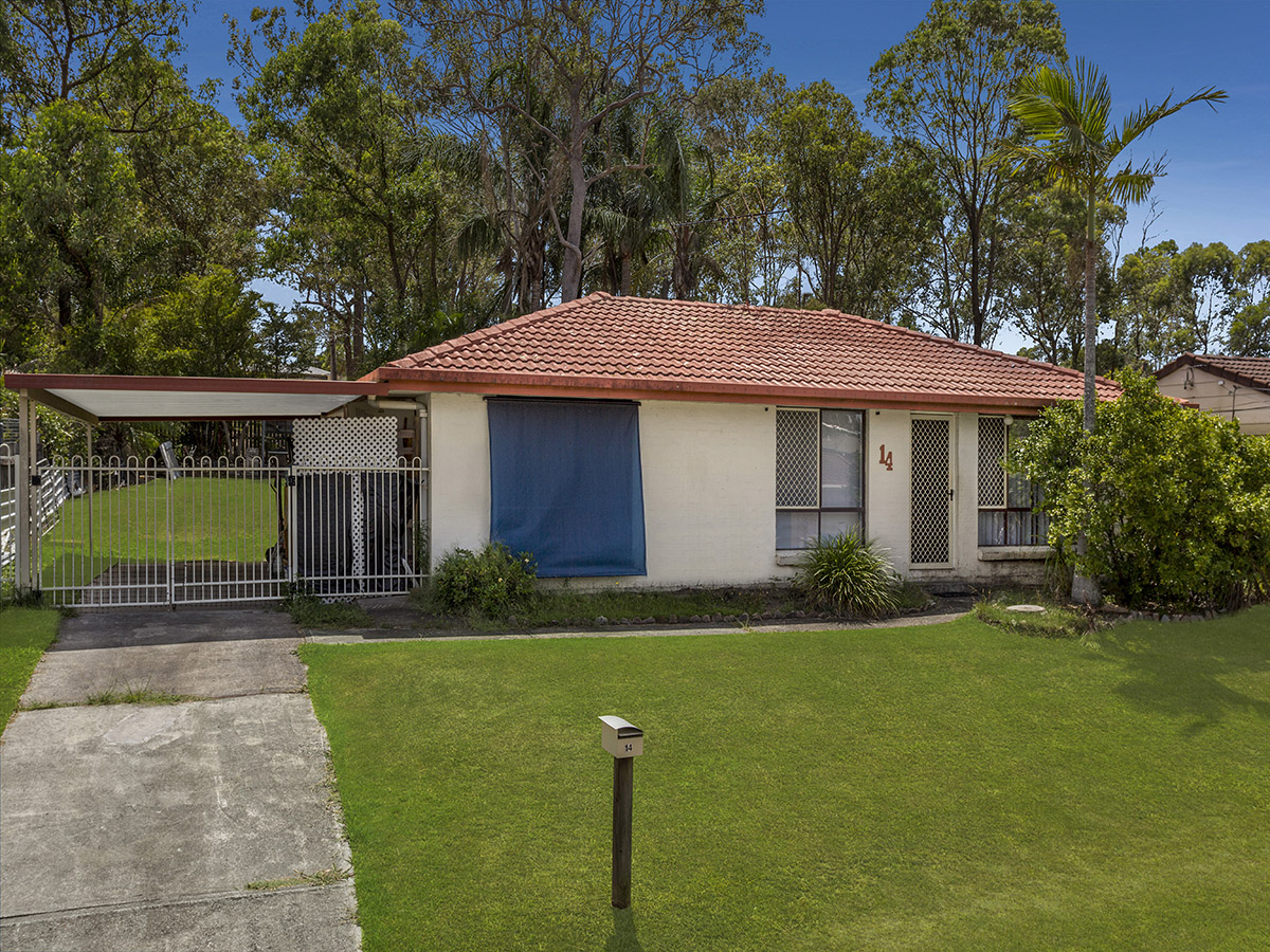 14 Sunscape Drive, Eagleby QLD 4207 - SOLD OFF-MARKET $273,500