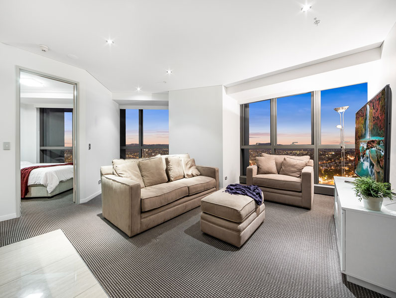 2803/43 Herschel Street, Brisbane City QLD 4000 - SOLD $605,000