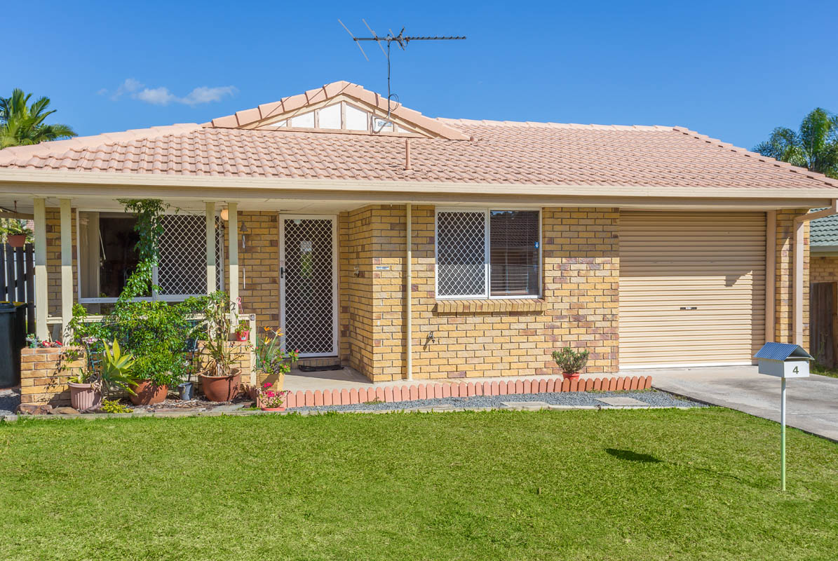 4 Hauff Close, Eagleby QLD 4207 - SOLD $277,500