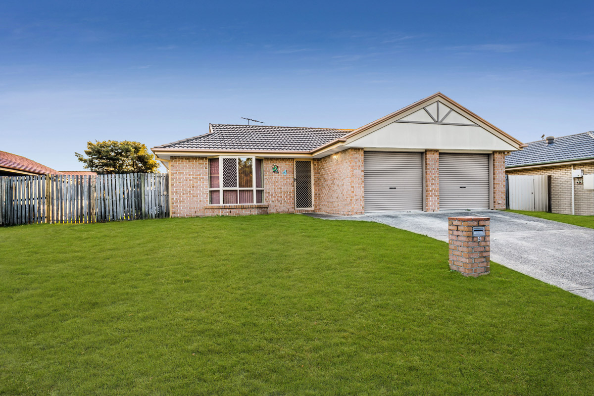 4 Nicole Place, Crestmead QLD 4132 - SOLD OFF-MARKET $345,000