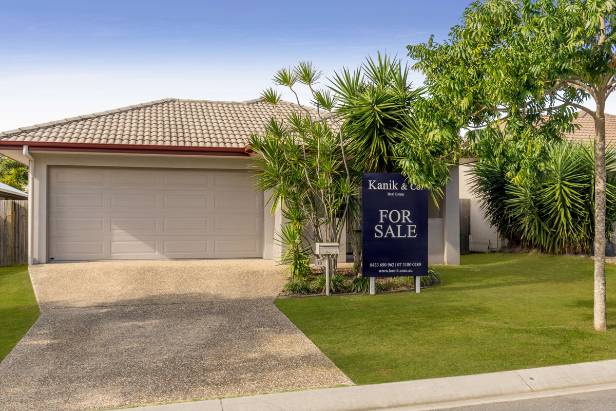 18 Dunnart Street, North Lakes QLD 4509 - SOLD $460,000
