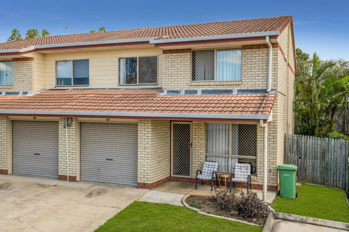49/10 Diamond Street, Slacks Creek QLD 4127 - SOLD $200,000