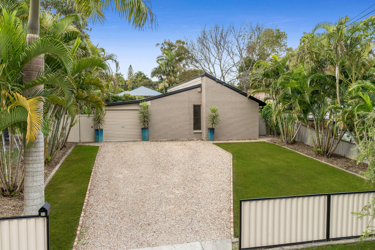 22 Finlay Street, Slacks Creek QLD 4127 - SOLD $375,000