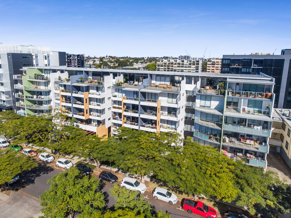 57/20 Donkin Street, West End QLD 4101 - SOLD $468,000