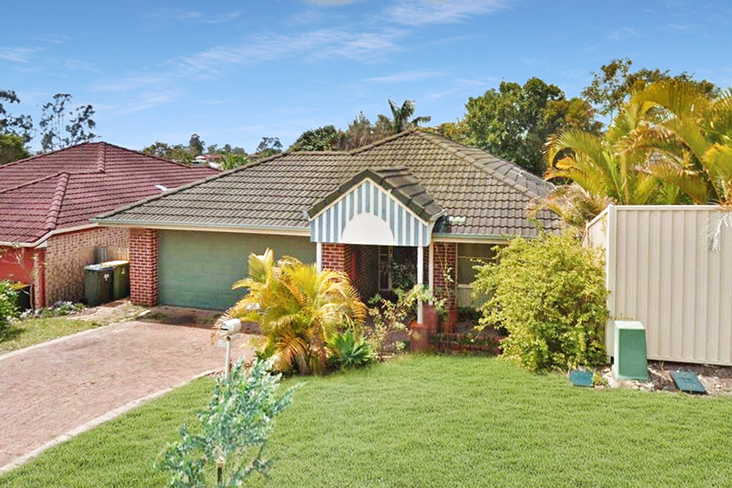 8 Bards Court, Nerang QLD 4211 - SOLD OFF-MARKET $410,000