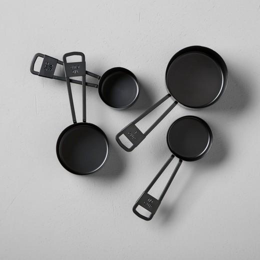 Matte Black Measuring Cups