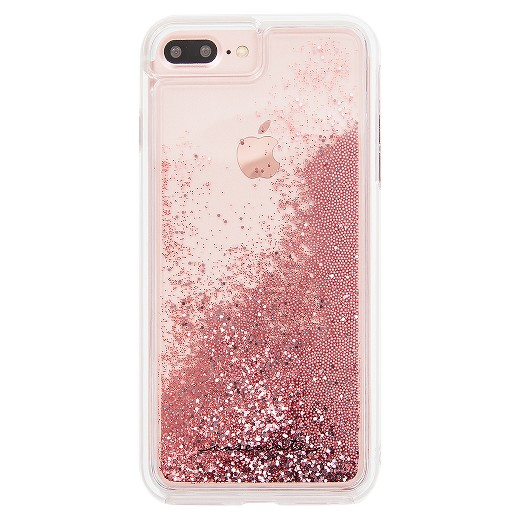 Waterfall Phone Case - Rose Gold