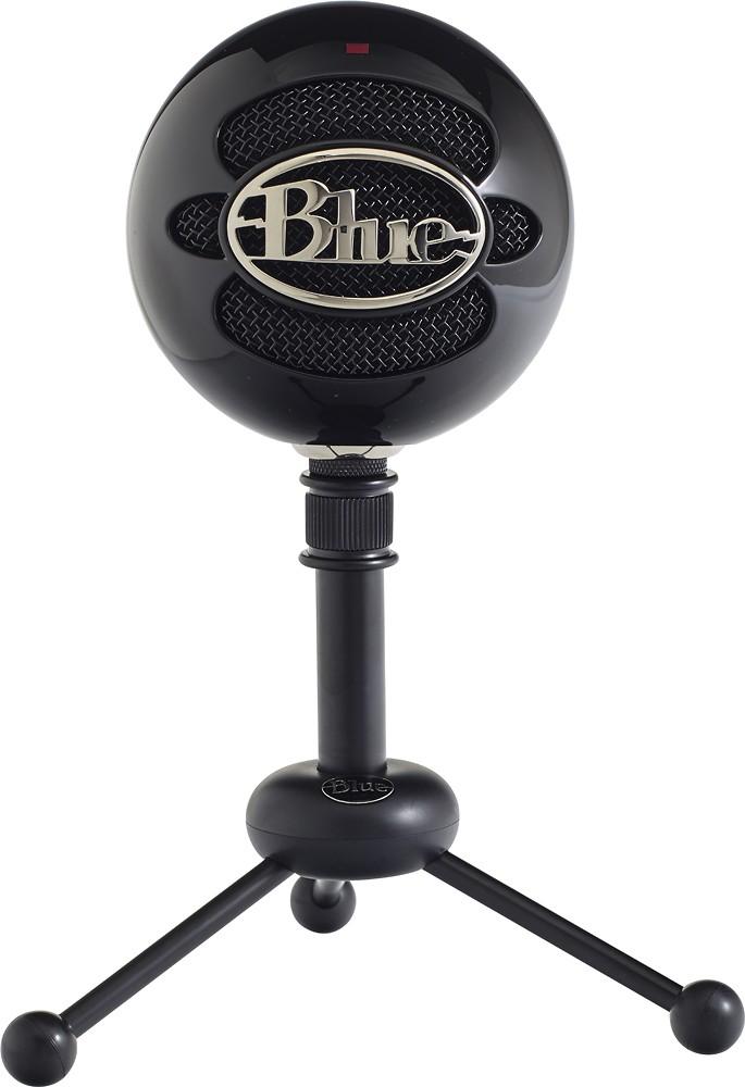 Blue Snowball iCE Condenser Microphone, Cardioid - Black - $49.00