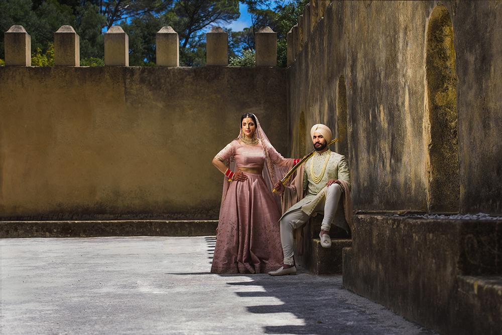 0.3.2A Anand Karaj Sintra, Lisbon, Portugal Sikh Wedding Sikh Priest Destination Wedding.jpg