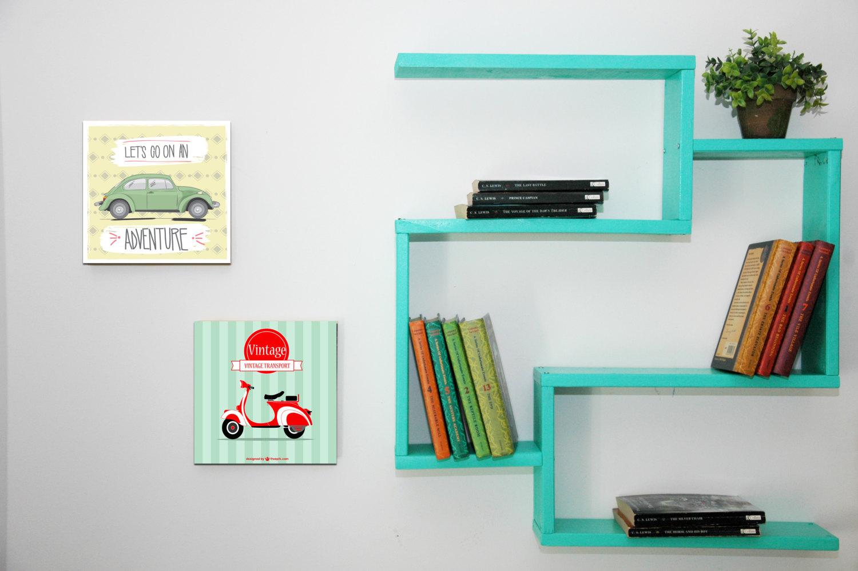 Woodman Creation Bookcase