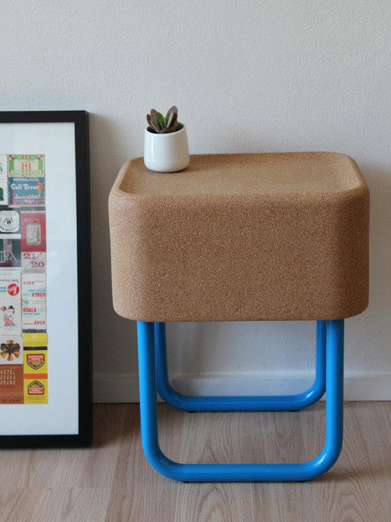Tiny Kiosk Alfy Side Table