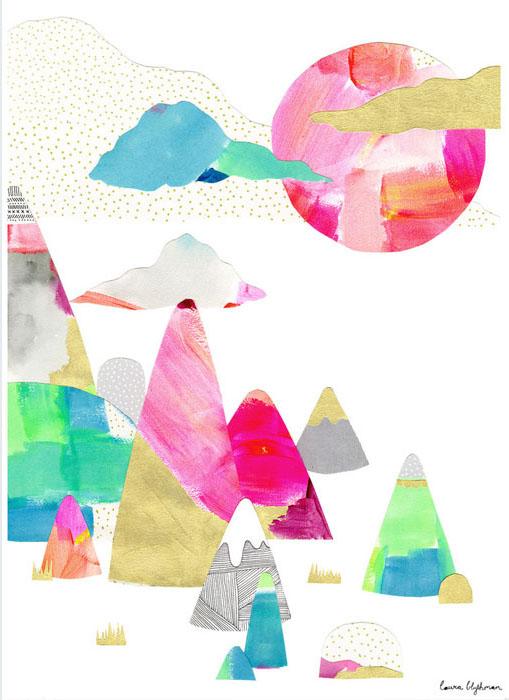 Ha ppy Place by Laura Blythman