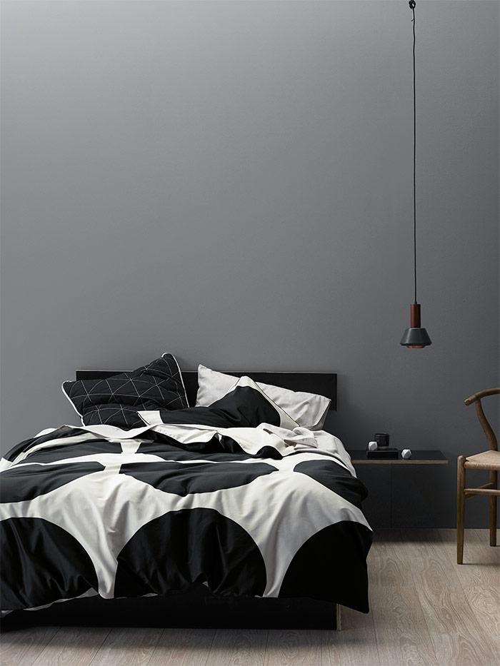 Aura Home's Big Dots Quilt Cover