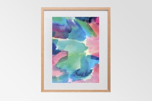 Abstract Artwork, Rachel Kennedy