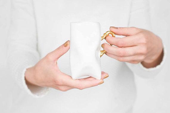 Ende Ceramics Handmade Mug