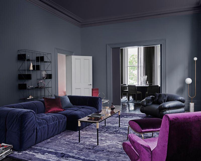 Dulux Interior Colour Trends 2018
