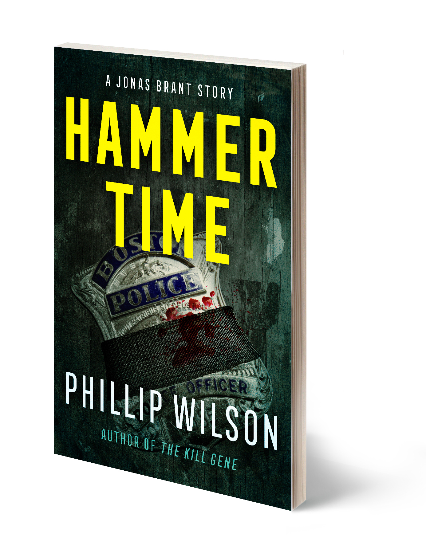 The chase begins. - A botched raid catapults Boston Homicide Detective Jonas Brant into the race of a lifetime in this gripping new crime thriller from Kissaki Publishing.