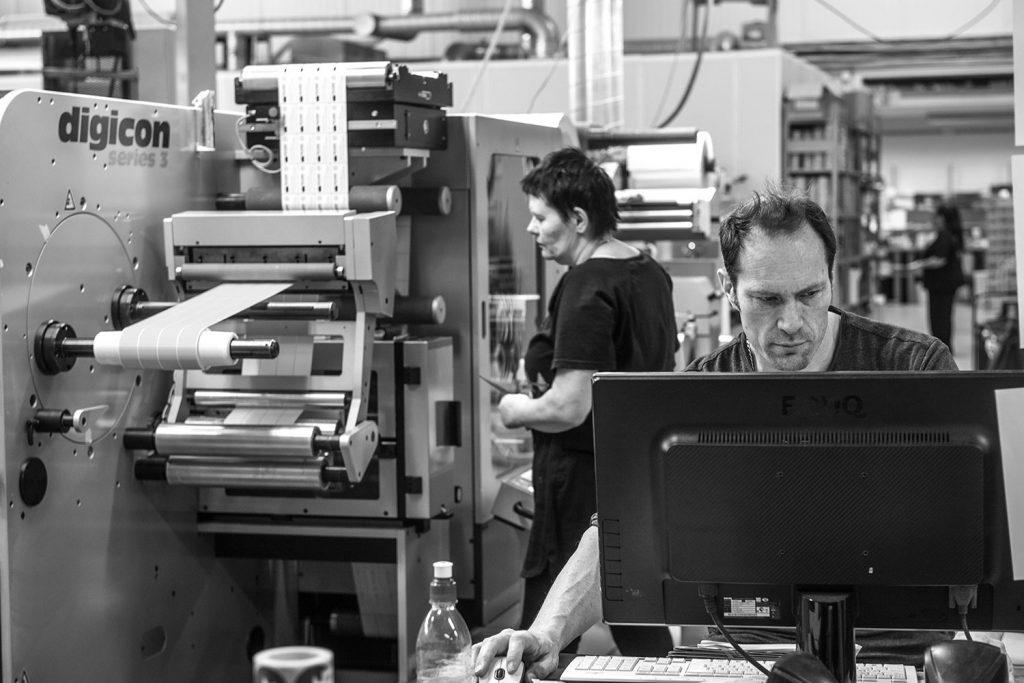 Vårt nyeste medlem Norstamp hjelper våre produsenter med etiketter, emballasje og stempel.