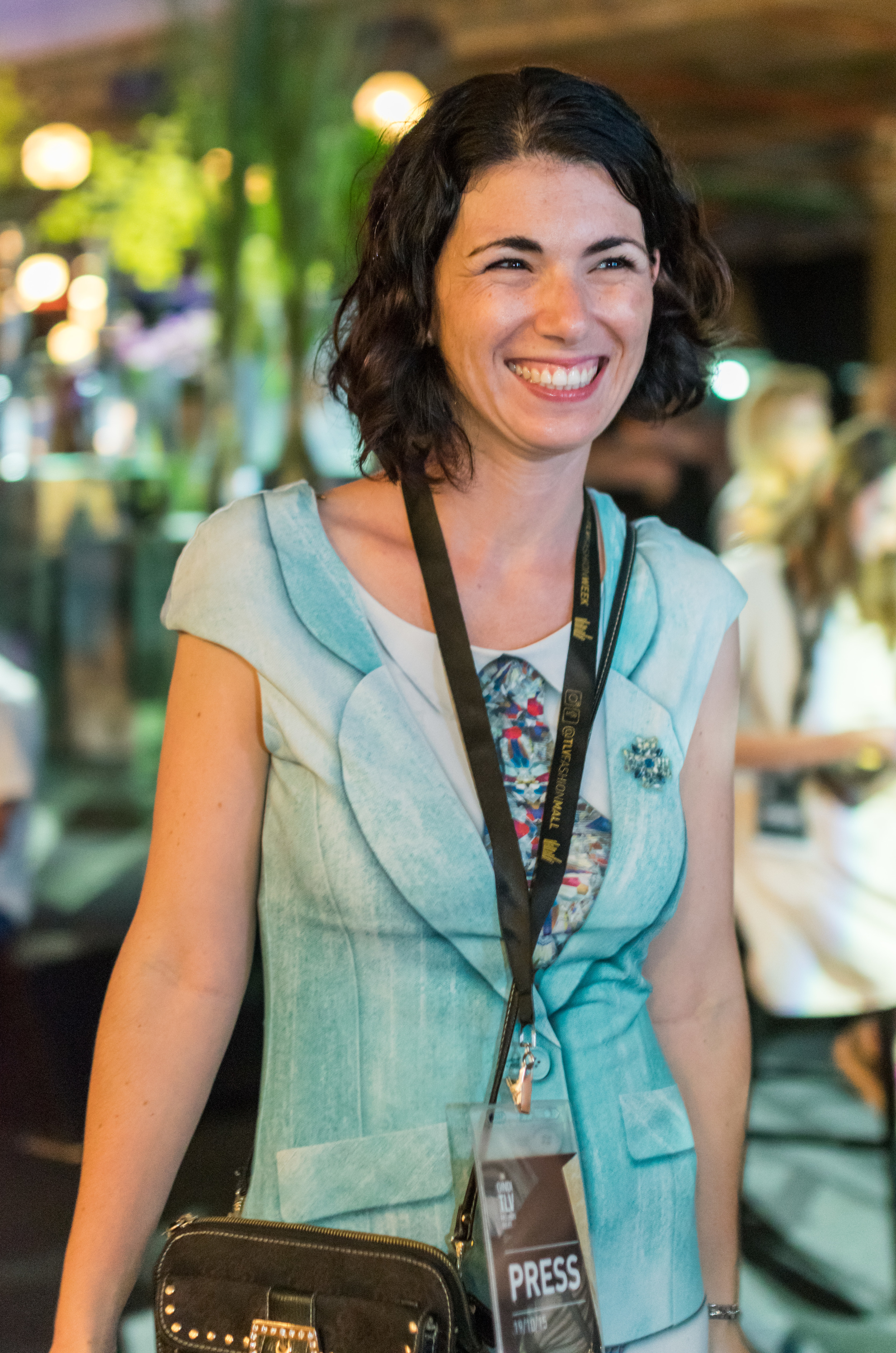 Vika Kanar of GeekChicTLV